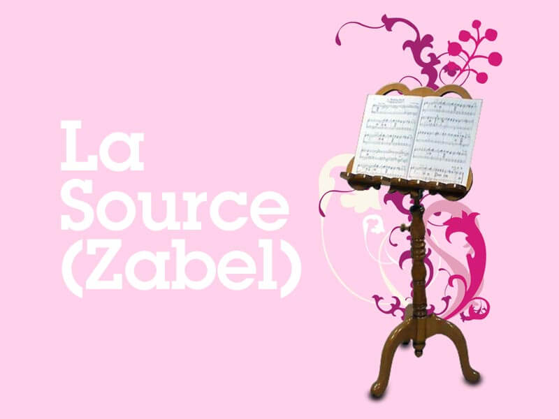 La Source (Zabel)
