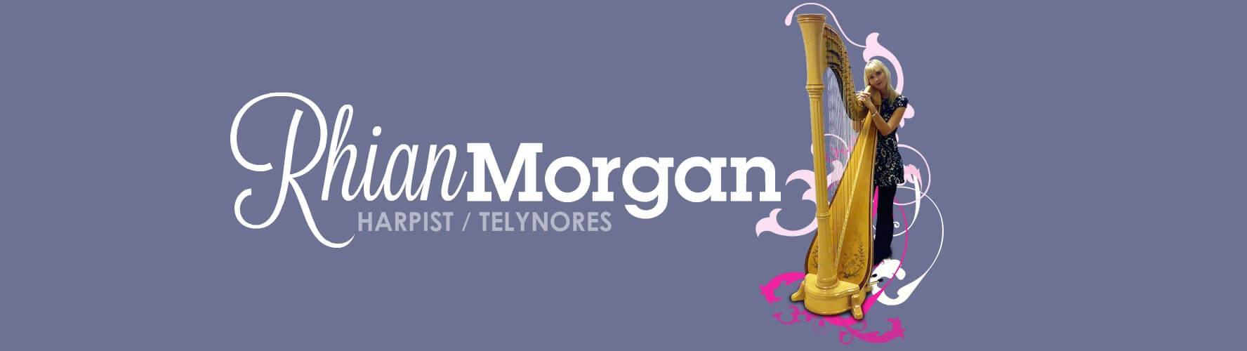 Rhian Morgan Harpist