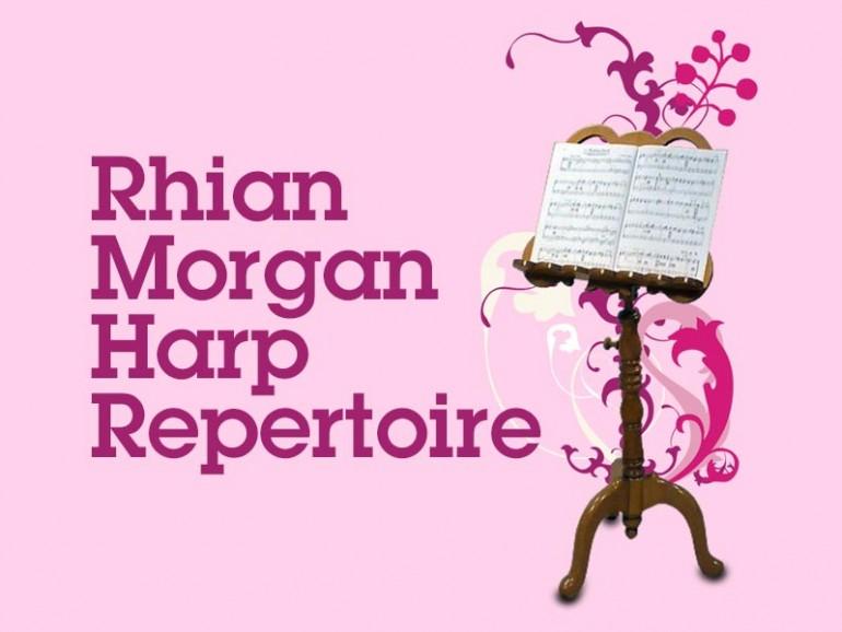 Rhian Morgan Harp Repertoire