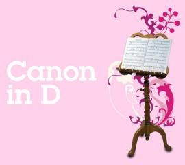 Canon in D by Rhian Morgan Harpist