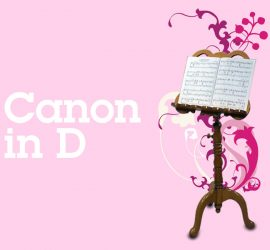 Canon in D by Rhian Morgan Harpist